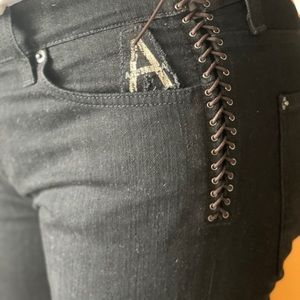 ALAIA 7 FOR ALL MANKIND JEANS